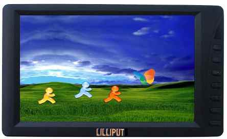 Liliput Display Screen